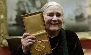 Doris Lessing dies aged 94