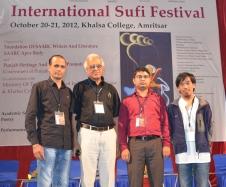 International Sufi Festival, Amristar, India