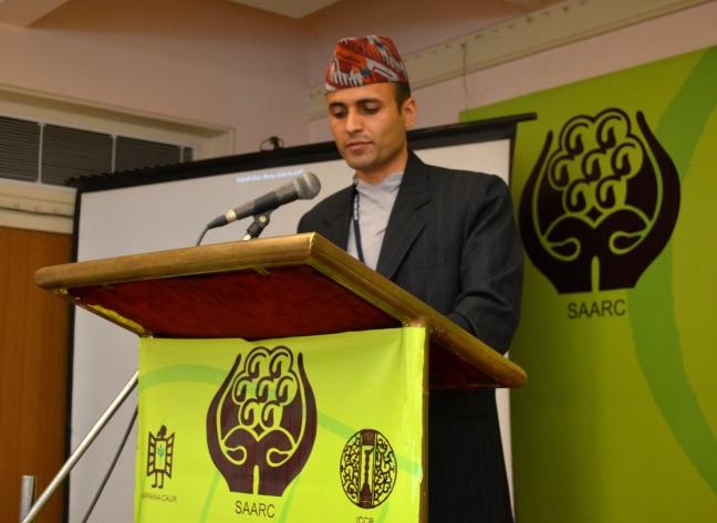 SAARC Literature Festival, Agra, India