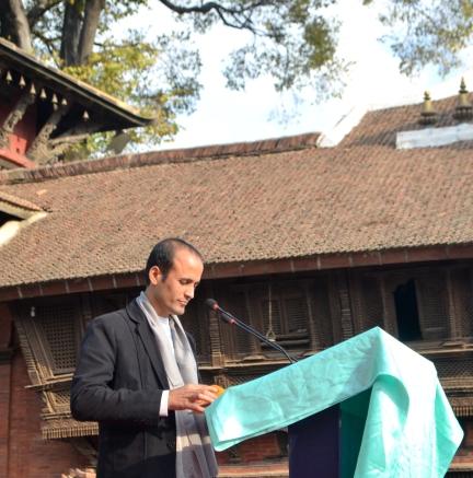 South Asian Poetry Festival for Peace, Kathmandu
