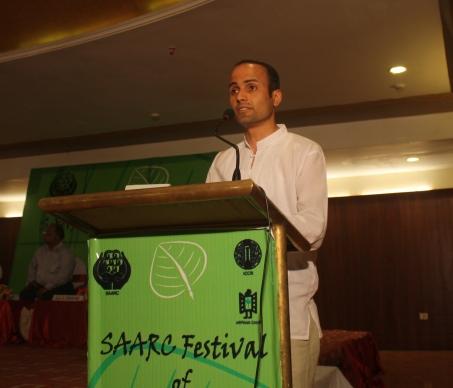SAARC Literature Festival, Lucknow, India