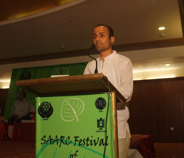 SAARC Literature Festival, Lucknow, India