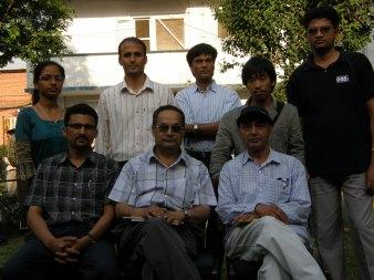 NWEN Executive Committee members and advisors