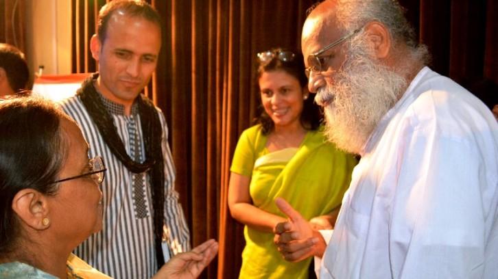 SAARC Literature Festival, Dhaka, Bangladesh